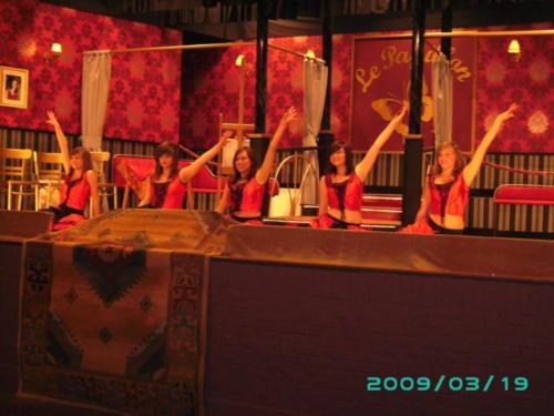 Dolle pret in't cabaret, 2009